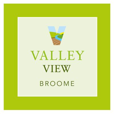 Badger Building Valley View development logo