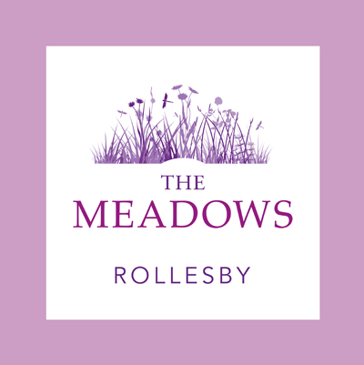 Badger Building The Meadows development logo