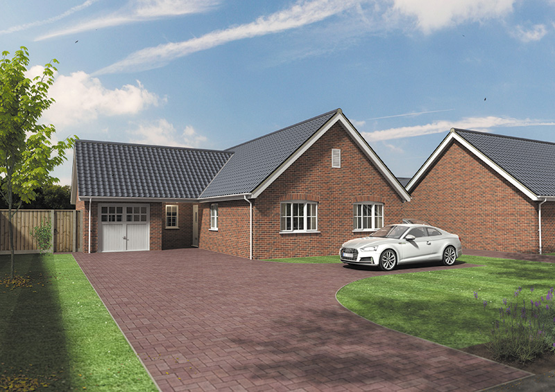 The Meadows - Rollesby - Plot 1