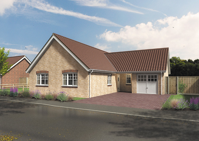 The Meadows - Rollesby - Plot 10