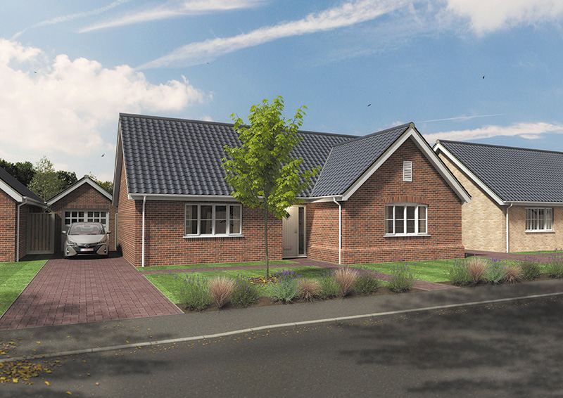 The Meadows - Rollesby - Plot 2