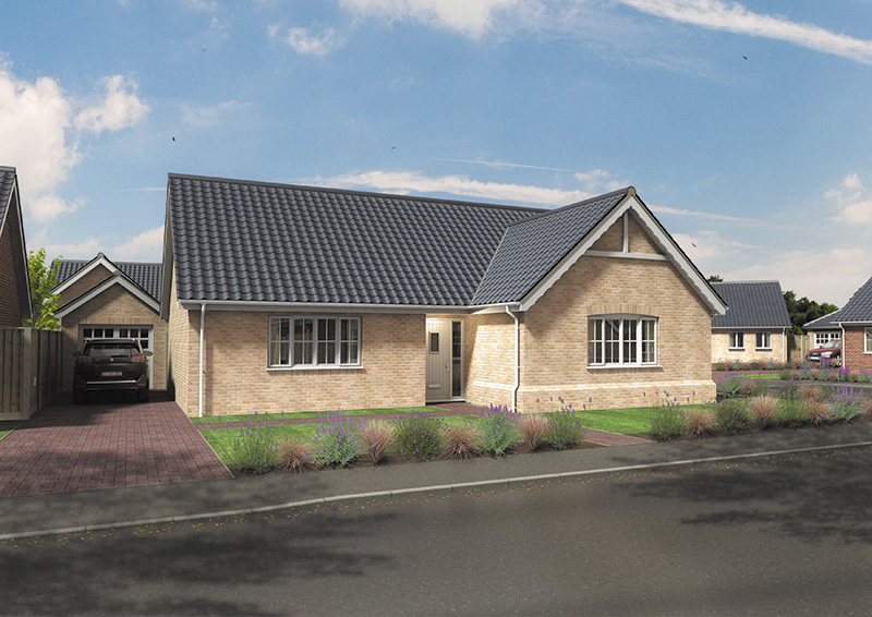 The Meadows - Rollesby - Plot 3