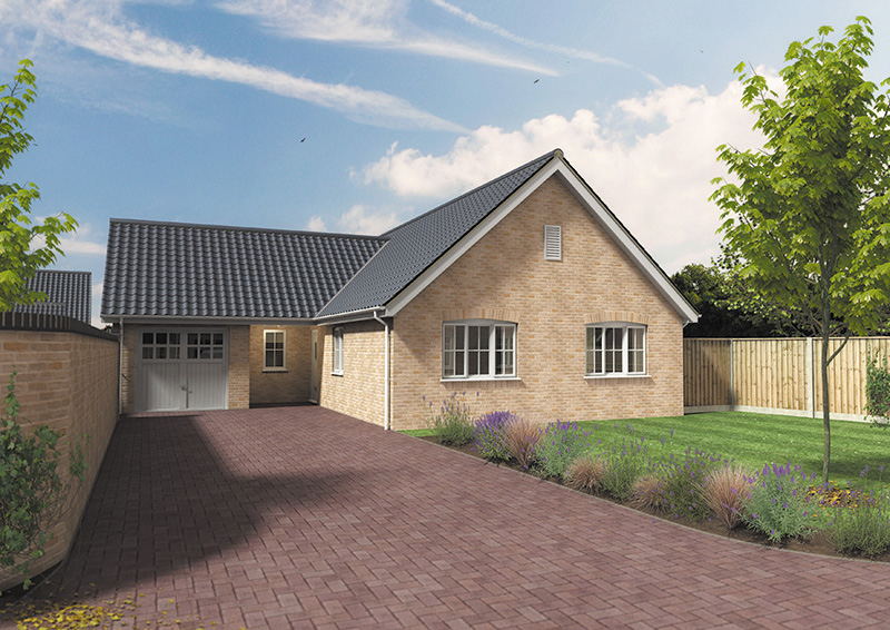 The Meadows - Rollesby - Plot 4