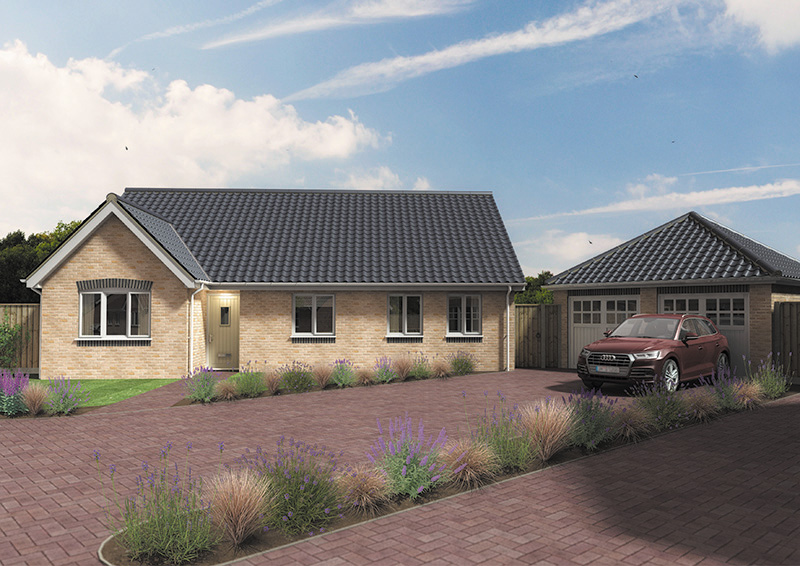 The Meadows - Rollesby - Plot 5