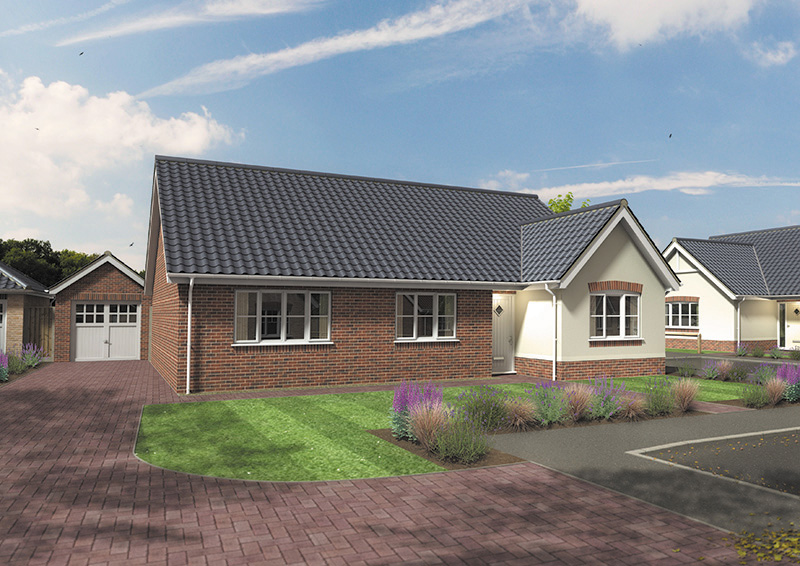 The Meadows - Rollesby - Plot 6