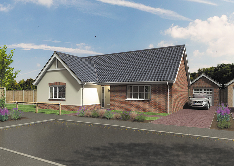 The Meadows - Rollesby - Plot 7