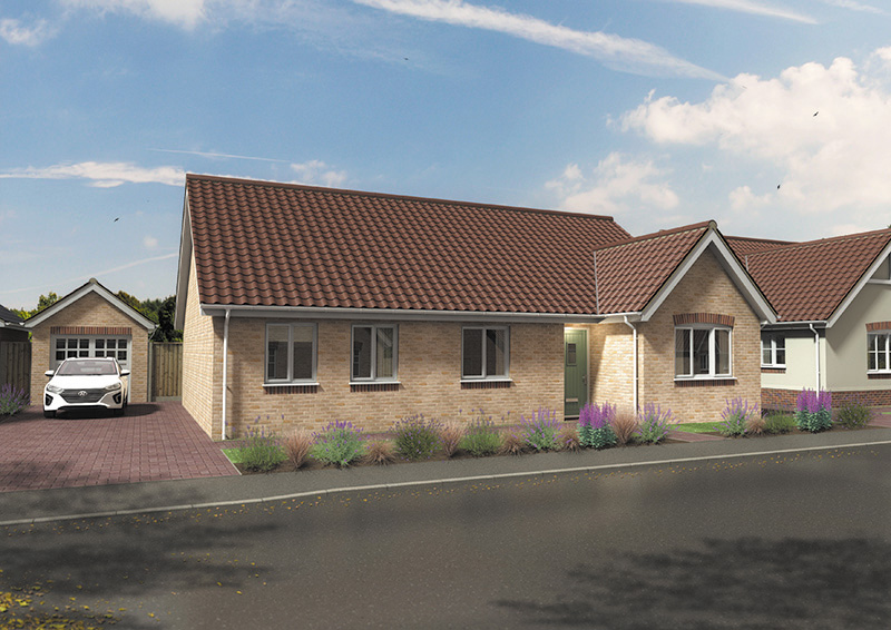 The Meadows - Rollesby - Plot 8