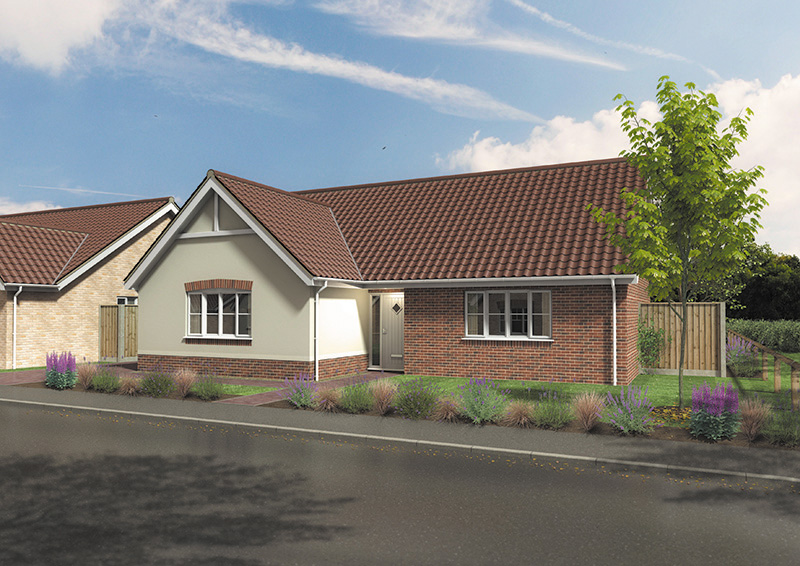 The Meadows - Rollesby - Plot 9